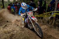 during the second day World trophy class of the FIM international six days of enduro 2016 in Navarra, Spain. October 11, 2016. (ALTERPHOTOS/Rodrigo Jimenez) NORTEPHOTO.COM