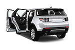 Car images of 2016 Land Rover Discovery Sport HSE Luxury 5 Door Suv Doors
