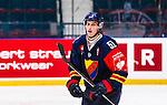 Stockholm 2014-08-21 Ishockey CHL Djurg&aring;rdens IF - Fribourg-Gotteron  :  <br /> Djurg&aring;rdens Robin Alvarez <br /> (Foto: Kenta J&ouml;nsson) Nyckelord:  Djurg&aring;rden Hockey Hovet CHL Fribourg Gotteron portr&auml;tt portrait