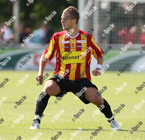 2009-06-24 / Voetbal / KV Mechelen seizoen 2009-2010 / Julien Gorius..Foto: Maarten Straetemans (SMB)