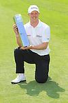 David Horsey winner of the  BMW International Open in GC Munchen Eichenried. 27/6/2010.Picture Fran Caffrey/www.golffile.ie
