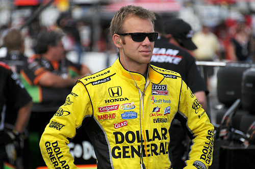 11-14 August, 2011, Loudon, New Hampshire USA<br /> Ed Carpenter<br /> (c)2011, Paul Webb<br /> LAT Photo USA