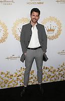 PASADENA, CA - FEBRUARY 9: Kevin McGarry, at the Hallmark Channel and Hallmark Movies &amp; Mysteries Winter 2019 TCA at Tournament House in Pasadena, California on February 9, 2019. <br /> CAP/MPI/FS<br /> &copy;FS/MPI/Capital Pictures
