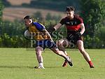 Dreadnots Dermot Campbell Kilkerley Sean Hand. Photo:Colin Bell/pressphotos.ie