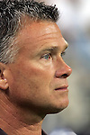 Oct 13 2007:   Greg Ryan, Head Coach, of the US WNT.  The US Women's National Team defeated Mexico 5-1 at the Edward Jones Dome in St. Louis on October 13th in their first of three expo matches.