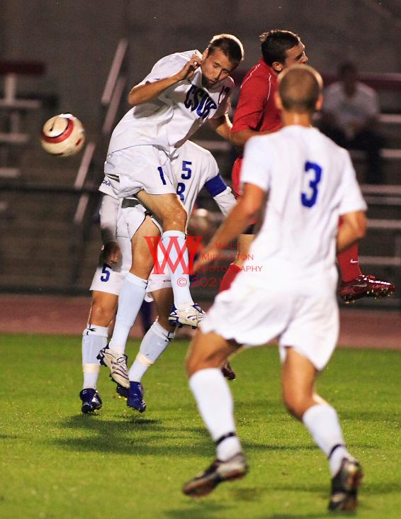 The Ohio State University vs. Southern California Bakersfield Men's SoccerThe Ohio State University vs. Southern California Bakersfield Men's Soccer