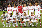1 November 2007: Chicago Fire starting eleven. The Chicago Fire tied DC United 2-2 at RFK Stadium in Washington, DC in the second leg of a first round Major League Soccer playoff match. Chicago advanced on aggregate goals, 3-2.