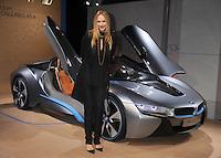 "Uma Thurman at the BMW i ""Born Electric"" World Tour Opening - New York"