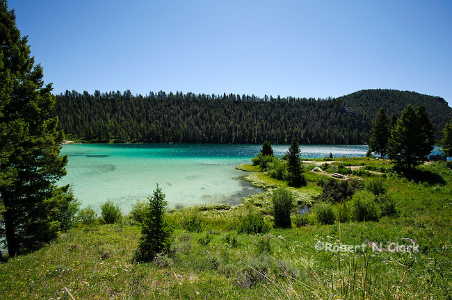 Cliff Lake, Montana