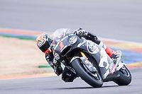 2015 Pre season winter test IRTA Moto3 & Moto2 in Valencia - 1st day
