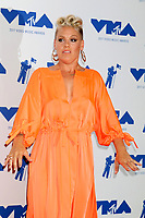 LOS ANGELES - AUG 27:  Pink, Alecia Beth Moore at the MTV Video Music Awards 2017 at The Forum on August 27, 2017 in Inglewood, CA