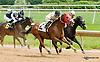 Vigilante Law winning at Delaware Park on 5/27/13.