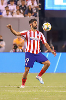 East Rutherford (EUA), 26/07/2019 - Amistoso Internacional / Real Madrid x Atlético de Madrid -  Diego Costa do Atlético de Madrid durante partida contra o Real Madrid jogo válido pela International Champions Cup no MetLife Stadium em East Rutherford nos Estados Unidos na noite desta sexta-feira, 26. (Foto: William Volcov/Brazil Photo Press/Agencia O Globo) Esportes