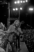 Duane Allman of The Allman Brothers performing at the Sunset concert series 'Summerthing' in Boston on the Common in Boston, MA in the summer of 1971.<br /> *** NEVER BEFORE PUBLISHED PHOTOS ***<br /> &copy; Peter Tarnoff / MediaPunch