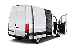 Car images of 2019 Mercedes Benz Sprinter - 2 Door Cargo Van Doors