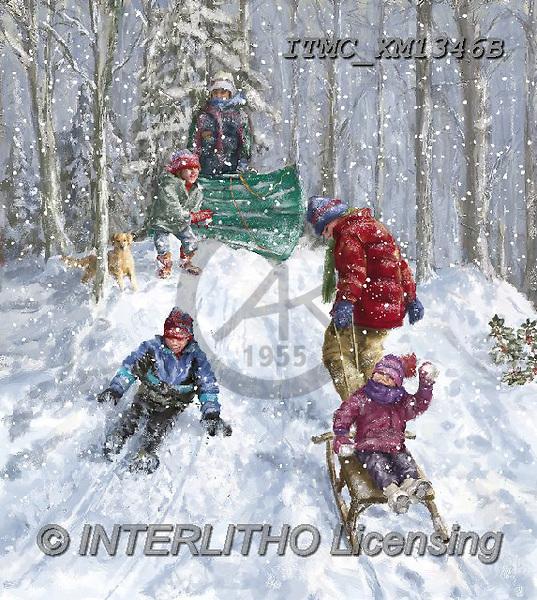 Marcello, CHRISTMAS CHILDREN, WEIHNACHTEN KINDER, NAVIDAD NIÑOS, paintings+++++,ITMCXM1346B,#XK#