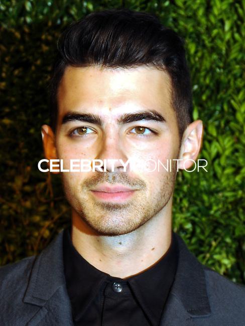 NEW YORK CITY, NY, USA - NOVEMBER 03: Joe Jonas arrives at the 11th Annual CFDA/Vogue Fashion Fund Awards held at Spring Studios on November 3, 2014 in New York City, New York, United States. (Photo by Celebrity Monitor)