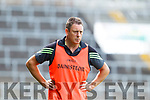Kerry manager Jimmy Keane. All Ireland Junior Championship Semi-Final, Kerry V Leitrim. 22/07/2017. Gaelic Grounds, Limerick, Co Limerick.