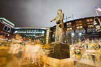 Green Bay stadium pics for Joe