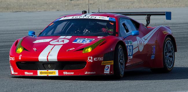 Monterey California, May 4, 2014, Laguna Seca Monterey Grand Prix, Ferrari 458 Italia