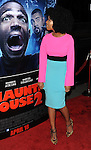 Brandy Norwood arriving at 'A Haunted House 2 Los Angeles Premiere' held at Regal Cinemas L.A. Live Los Angeles, CA. April 16, 2014.