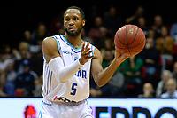 GRONINGEN - Basketbal, Donar - Spirou Basket, Martiniplaza, Europe Cup, seizoen 2018-2019, 20-11-2018, Donar speler Teddy Gipson