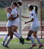 Troy Athens at Troy, Girls Varsity Soccer, 5/10/18