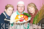 Feast: Aine Larkin and Ursula Walsh of the Kerry Convivium of Slow Food with chef Colm O'Halloran of Kilcooly's Restaurant Ballybunion where a celebration of the life of St Bridget's and a Slow Food brunch will take place on Sunday, February 1st at 11.15am.