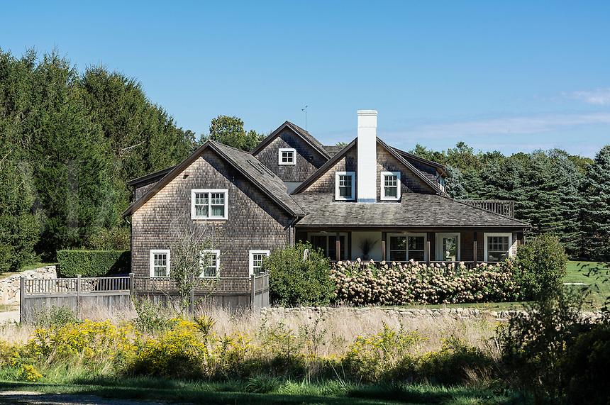 Quaint Cape Cod style home, Martha's Vineyard, Massachusetts, USA