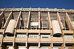 Santiago Bernabeu Stadium home of Real Madrid Football Club, Madrid, Spain