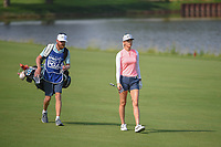 Michelle Wie (USA) approaches the green on 7 during round 4 of the 2018 KPMG Women's PGA Championship, Kemper Lakes Golf Club, at Kildeer, Illinois, USA. 7/1/2018.<br /> Picture: Golffile | Ken Murray<br /> <br /> All photo usage must carry mandatory copyright credit (&copy; Golffile | Ken Murray)