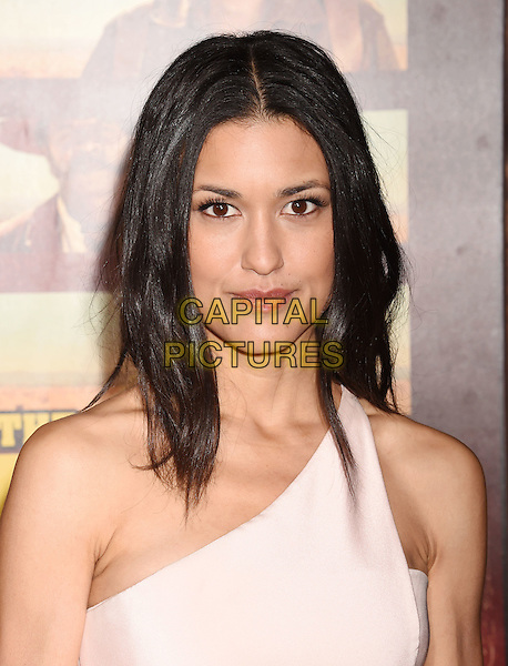 UNIVERSAL CITY, CA - NOVEMBER 30: Actress Julia Jones arrives at the premiere of Netflix's 'The Ridiculous 6' at AMC Universal City Walk on November 30, 2015 in Universal City, California.<br /> CAP/ROT/TM<br /> &copy;TM/ROT/Capital Pictures