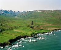 Böðvarsdalur séð til vesturs, Vopnafjarðarhreppur / Bodvarsdalur viewing west, Vopnafjardarhreppur.