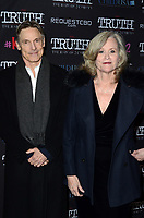 "LOS ANGELES - MAR 9:  Nicholas Guest, Pamela Guest at the ""(My) Truth: The Rape of 2 Coreys"" L.A. Premiere at the DGA Theater on March 9, 2020 in Los Angeles, CA"