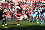 Christhian Stuani of Middlesbrough during the Premier League match at the Riverside Stadium, Middlesbrough. Picture date: April 8th, 2017. Pic credit should read: Jamie Tyerman/Sportimage