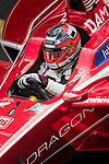 Jerome d'Ambrosio of Belgium from DRAGON on track at the Formula E Non-Qualifying Practice 3 during the FIA Formula E Hong Kong E-Prix Round 2 at the Central Harbourfront Circuit on 03 December 2017 in Hong Kong, Hong Kong. Photo by Victor Fraile / Power Sport Images