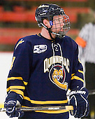 Spencer Heichman (Quinnipiac - 44) - The visiting Quinnipiac University Bobcats defeated the Harvard University Crimson 3-1 on Wednesday, December 8, 2010, at Bright Hockey Center in Cambridge, Massachusetts.