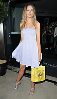 Olivia Arben at the Diamond Roc and The National Gallery fashion collaboration launch party, CAMA Gallery, Dacre Street, London, England, UK, on Monday 02 July 2018.<br /> CAP/CAN<br /> &copy;CAN/Capital Pictures