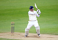 PICTURE BY VAUGHN RIDLEY/SWPIX.COM - Cricket - County Championship, Div 2 - Yorkshire v Northamptonshire, Day 3  - Headingley, Leeds, England - 01/06/12 - Yorkshire's Anthony McGrath hits out.