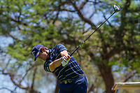 Nacho Elvire (ESP) during the 2nd round at the Nedbank Golf Challenge hosted by Gary Player,  Gary Player country Club, Sun City, Rustenburg, South Africa. 15/11/2019 <br /> Picture: Golffile | Tyrone Winfield<br /> <br /> <br /> All photo usage must carry mandatory copyright credit (© Golffile | Tyrone Winfield)