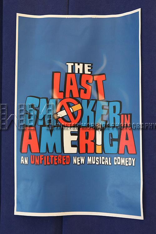 "Natalie Venetia Belcon, Jake Boyd, John Bolton & Farah Alvin attending the Meet & Greet for 'The Last Smoker In America'"" at the New 42nd Street Studios in New York City on June 21, 2012"