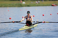 Race: 47  Event: Women's Lightweight Single Sculls - Heat 1<br /> <br /> National Schools Regatta 2018<br /> Sunday<br /> <br /> To purchase this photo, or to see pricing information for Prints and Downloads, click the blue 'Add to Cart' button at the top-right of the page.