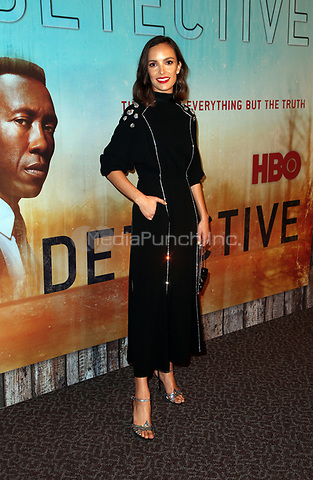 LOS ANGELES, CA - JANUARY 10: Jodi Balfour, at the Los Angeles Premiere of HBO's True Detective Season 3 at the Directors Guild Of America in Los Angeles, California on January 10, 2019. Credit: Faye Sadou/MediaPunch