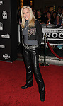 HOLLYWOOD, CA. - October 21: Cherie Currie  arrives at the Hard Rock Cafe - Hollywood - Grand Opening on October 21, 2010 in Hollywood, California.