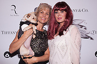 Teri Austen, Jacqueline Stoyman attend Bow Wow Beverly Hills Presents… 'A Night in Muttley Carlo' with James Bone, the Amanda Foundation Annual Halloween Fundraiser on October 30, 2016 (Photo by Alexander Plank/Guest Of A Guest)