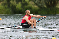 Race: 26  1x (Band 3)  Heat 3<br /> <br /> Peterborough Summer Regatta 2018 - Sunday<br /> <br /> To purchase this photo, or to see pricing information for Prints and Downloads, click the blue 'Add to Cart' button at the top-right of the page.