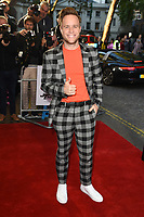 "Olly Murs<br /> arriving for the premiere of ""Johnny English Strikes Again"" at the Curzon Mayfair, London<br /> <br /> ©Ash Knotek  D3436  03/10/2018"
