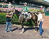 Et Al winning at Delaware Park on 9/19/15