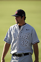 Tommy Mendonca - 2008 Fresno State Bulldogs.Photo by:  Bill Mitchell/Four Seam Images
