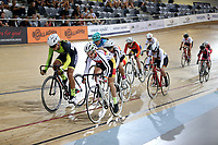 U15 Girls 5k Points race final at the Age Group Track National Championships, Avantidrome, Home of Cycling, Cambridge, New Zealand, Thurssday, March 16, 2017. Mandatory Credit: © Dianne Manson/CyclingNZ  **NO ARCHIVING**
